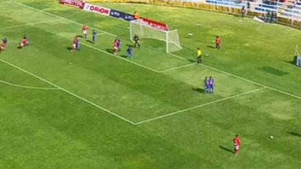 ¡Puso el primero! Breno Naranjo marcó a favor de Cienciano ante Santos por la última fecha de la Liga 2 - RPP