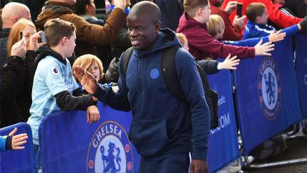 ¿Le cierra las puertas al Real Madrid? N'Golo Kanté no descarta terminar su carrera en el Chelsea