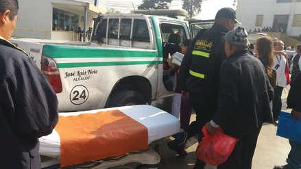 Gestante que era llevada al Hospital Hermilio Valdizán dio a luz en un vehículo de serenazgo