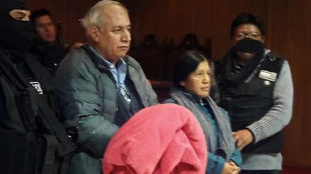 Un juez dicta prisión para las dos cabezas del organismo electoral de Bolivia