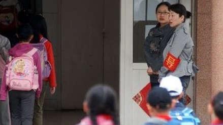 Más de 50 niños heridos tras ataque con químico en guardería en China