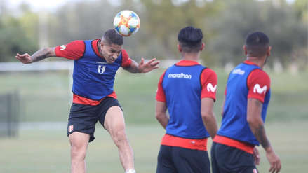 Operación Colombia: Selección Peruana entrenó con plantel completo en Miami