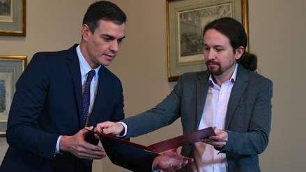 España: Líderes del PSOE y de Unidas Podemos cierran un principio de acuerdo para un Gobierno de coalición