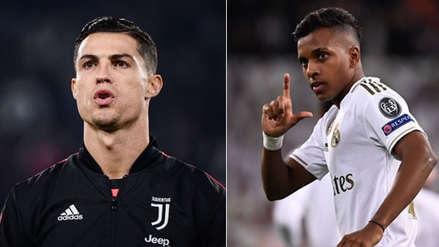 ¡Lo deja claro! Rodrygo no quiere que lo comparen con Cristiano Ronaldo
