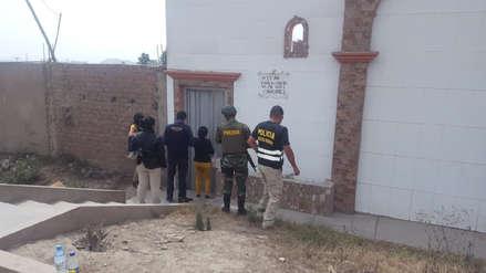 Policía intervino a madre y hermana de Gerald Oropeza e incautó sus inmuebles [VIDEO]
