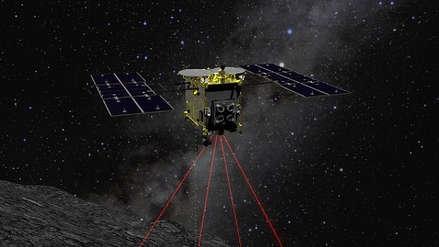 La sonda japonesa Hayabusa2 regresa a la Tierra con muestras de un asteroide