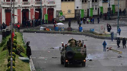 Crisis en Bolivia: manifestantes y fuerzas del orden se enfrentaron en las principales ciudades del país