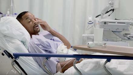 Will Smith compartió el video de su primera colonoscopía y este es su diagnóstico