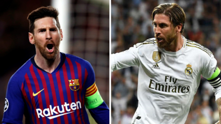 ¡Confirmado! Ya hay fecha y hora para el clásico entre Barcelona y Real Madrid por LaLiga