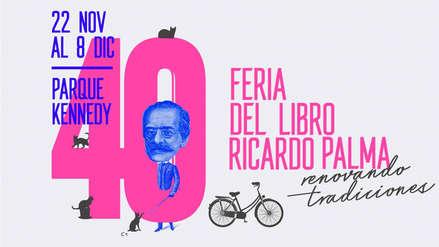 Feria del Libro Ricardo Palma celebra 40 años: Conoce los detalles de este encuentro cultural - RPP