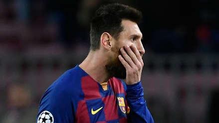 En España desestimaron las alegaciones de Barcelona y mantienen la tarjeta a Lionel Messi