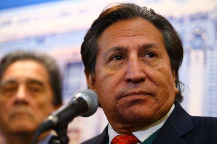 Juez de EE.UU. se manifestó a favor de que Alejandro Toledo siga en prisión