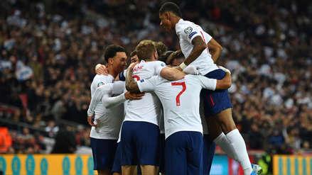Inglaterra vs. Montenegro EN VIVO: los 'Tres Leones' ganan 4-0 EN DIRECTO por las Eliminatorias de la Eurocopa 2020 - RPP
