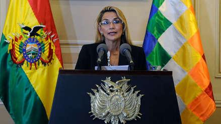 Rusia acepta a Jeanine Áñez como presidenta provisional de Bolivia hasta nuevas elecciones