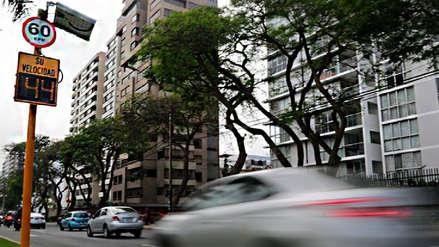 San Isidro: Instalan radar de control de velocidad en avenida Javier Prado para evitar accidentes - RPP