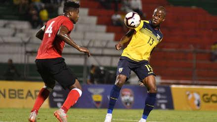 Ecuador 3-0 Trinidad y Tobago: resumen, crónica y goles en amistoso internacional por fecha FIFA