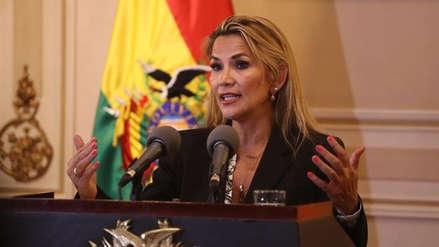 Jeanine Áñez nombró un Gabinete de urgencia con solo 11 ministros