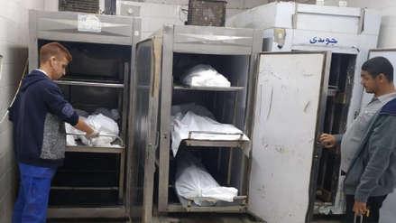 Seis miembros de una familia murieron en ataque aéreo de Israel en la franja de Gaza