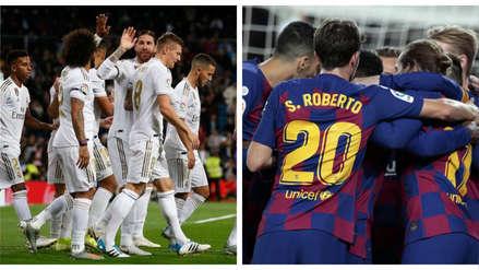 Real Madrid se quejó por el día más de descanso que tendrá Barcelona antes del clásico