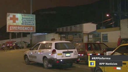 Delincuentes mataron a balazos a un hombre durante asalto en Comas