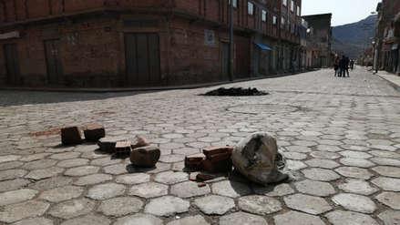 Así luce Desaguadero en medio de la crisis política y social en Bolivia [FOTOS]