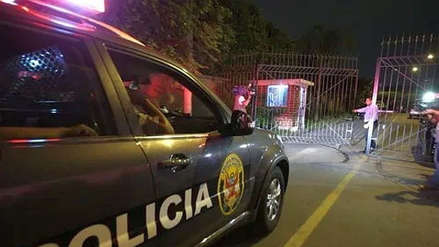 Policía capturó a raqueteros tras balacera y persecución desde Barranco hasta Barrios Altos