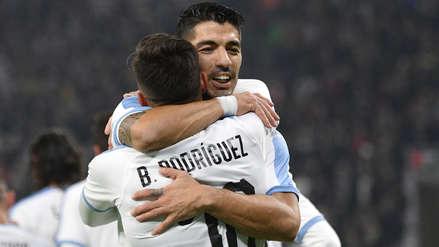 Uruguay 2-1 Hungría: resumen, crónica y goles en amistoso internacional por la fecha FIFA