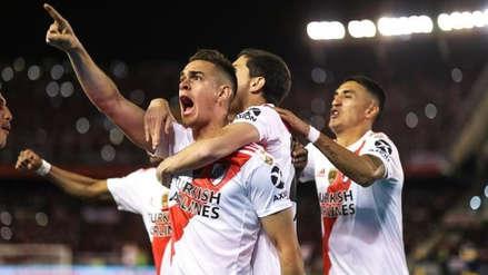 River Plate derrotó 2-0 a Estudiantes y clasificó a la final de la Copa Argentina