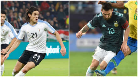 Argentina vs. Uruguay: fecha, hora y canal para ver EN DIRECTO el partido  amistoso internacional Fecha FIFA