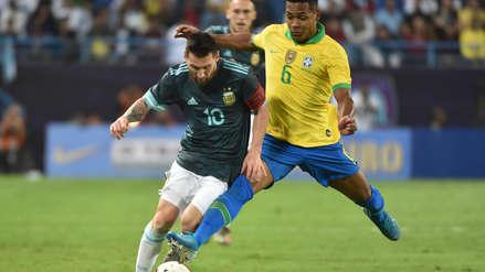 Argentina 1-0 Brasil: resultado, resumen y gol de Messi en el partido amistoso internacional por fecha FIFA