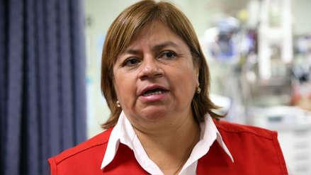 Zulema Tomás renunció a su cargo como ministra de Salud