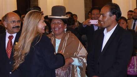 Jeanine Añez nombró a mujer aimara como ministra de Culturas y Turismo
