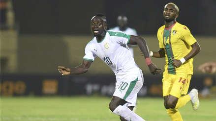 El gesto de humildad de Sadio Mané con el utilero de la Selección de Senegal