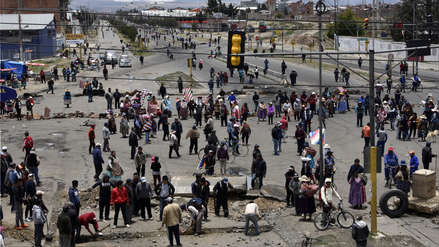 """""""Hemos tenido un ángel"""": Turista peruana detalló el retorno de compatriotas atrapados en Bolivia - RPP"""
