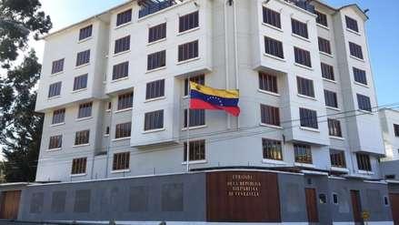 Bolivia expulsa a todos los diplomáticos venezolanos por