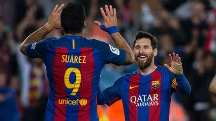Luis Suárez y su amistad con Lionel Messi: