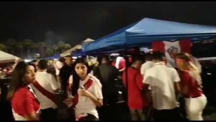 Perú vs. Colombia:
