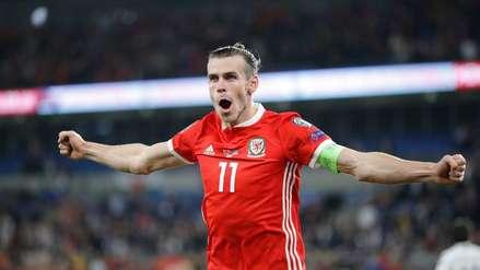 Gareth Bale volvió tras 37 días después y Gales sueña con la Eurocopa