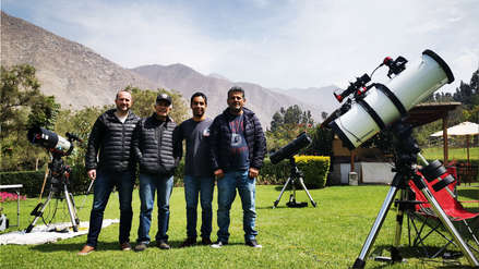 Crónica de un viaje a las estrellas: así es el trabajo de los astrofotógrafos peruanos
