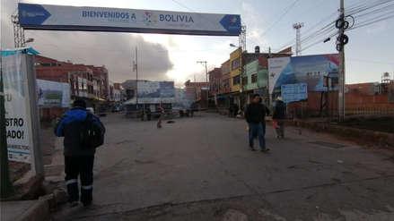 Disminuye ventas en la feria de Desaguadero ante crisis política en Bolivia