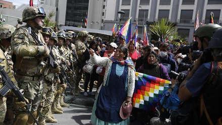 Al menos nueve muertos en choques entre manifestantes y Policía en Bolivia