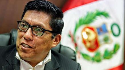 """Zeballos tildó de """"exceso"""" investigación iniciada por JEE por presunta vulneración a la neutralidad"""
