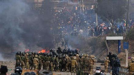 Bolivia: Cinco muertos y 22 heridos en la jornada más violenta desde que estallaron las protestas