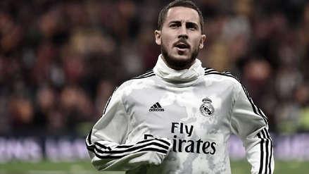 ¿Será cierto? Excompañero de Eden Hazard en Chelsea lo acusa de 'no trabajar duro en las prácticas'