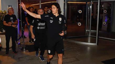 ¡Se juega! Selección de Uruguay ya se encuentra en Tel Aviv donde se enfrentará a Argentina