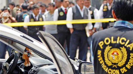 Independencia: Cadáver de taxista fue abandonado en plena calle por delincuentes - RPP