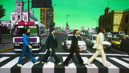 El rock no ha muerto: Conoce la exposición que rinde tributo a The Beatles y Rolling Stones