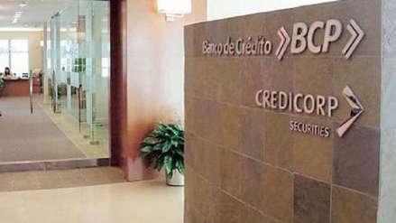 ¿Quiénes conforman el grupo empresarial Credicorp?