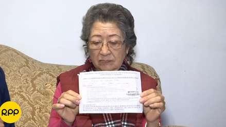 Mujer de 80 años con cáncer no puede ser operada porque hospital Rebagliati perdió su historia médica