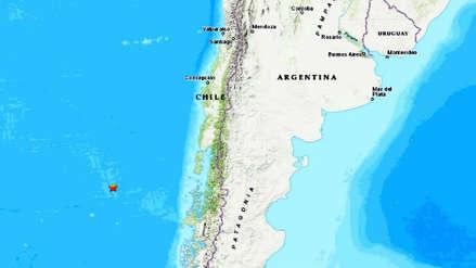 Un fuerte sismo de magnitud 5.2 remeció el centro de Chile